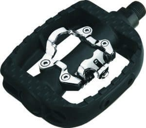 Pedals Indoor Cycling Scs302b Front