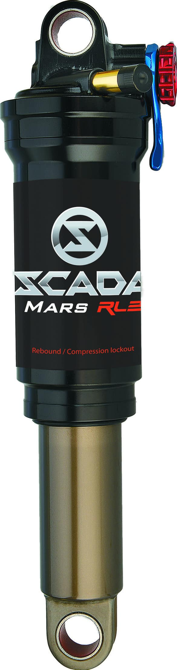 Rear Shocks MARS RL2