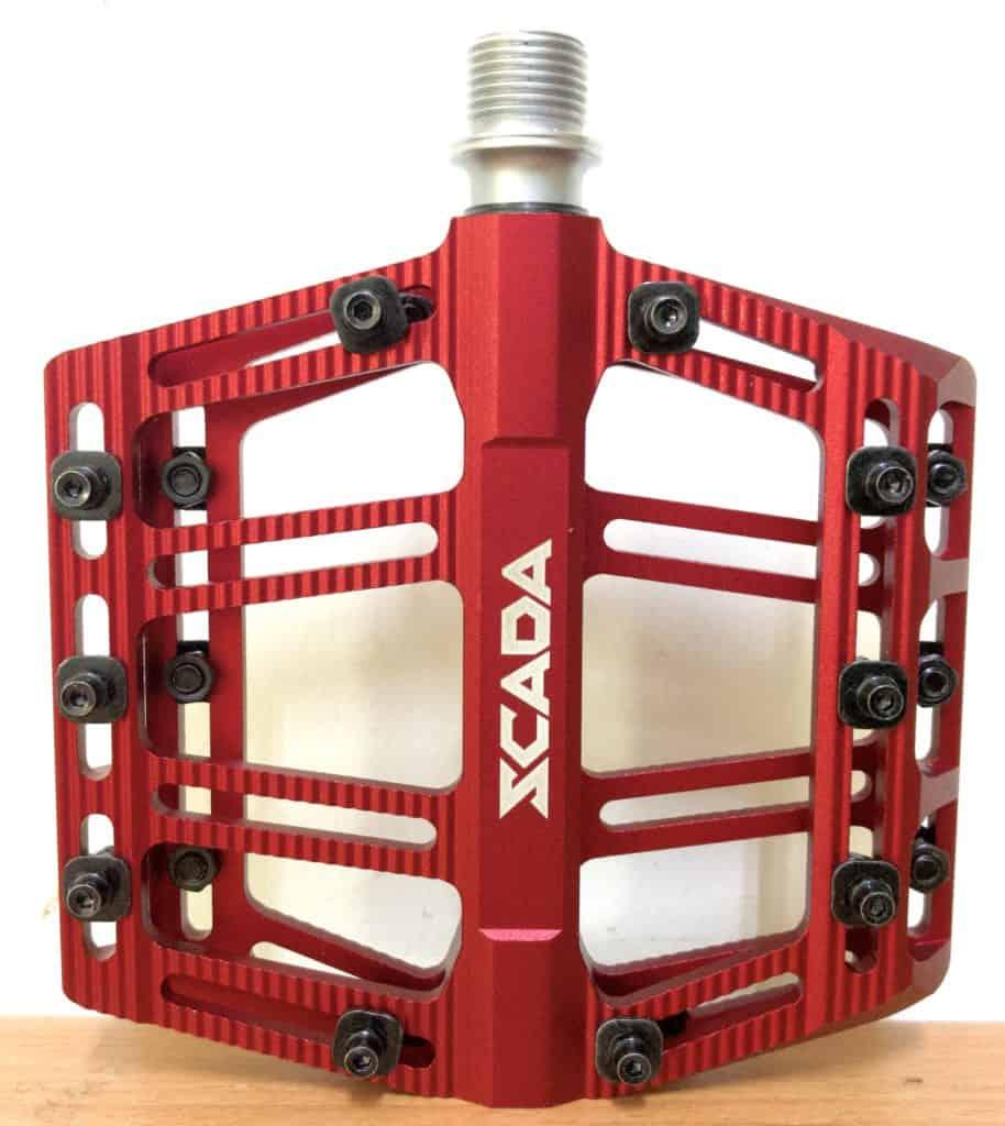 Bmx Pedal Pin Arrangement