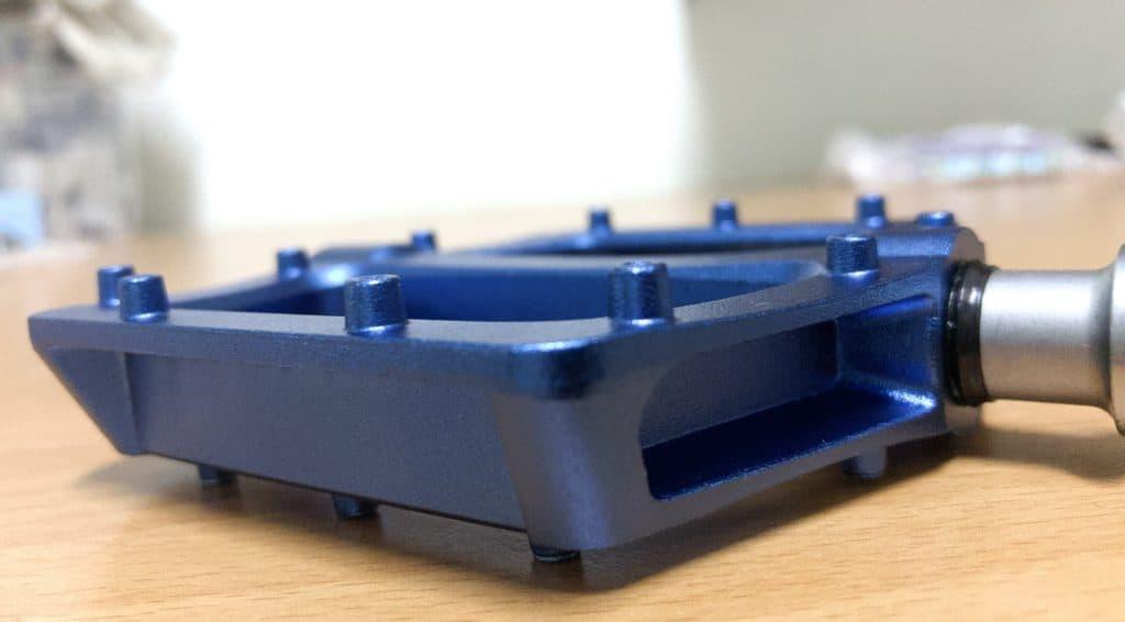 Deucalite Blue Pedal