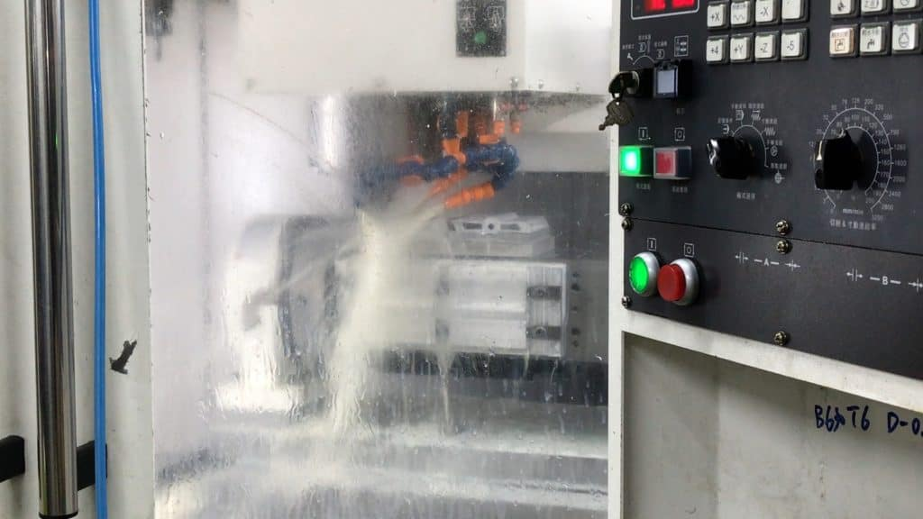 Pedals In CNC Machine