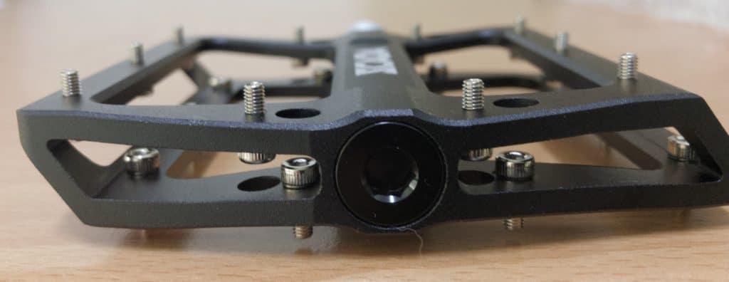 Simple BMX Pedal Pin Screws