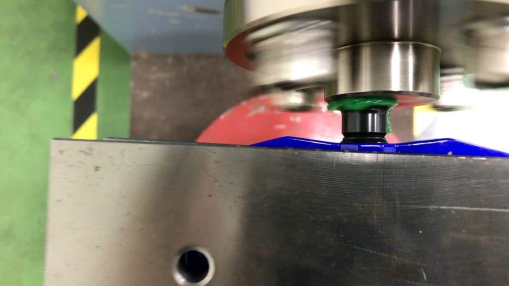 Testing Pedal Bearing