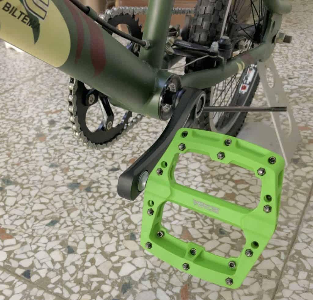 Thermoplastic Bmx Pedal
