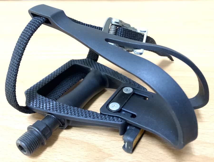 Basic Toe Clip Pedal