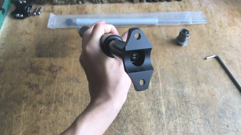 Hydraulic Rod Top
