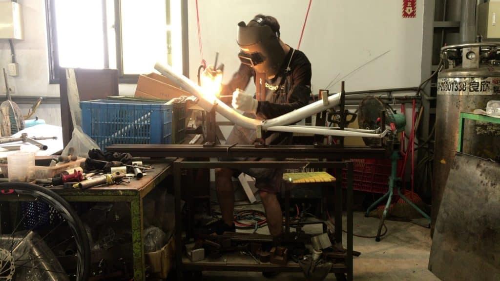 welder welding odm designed frame