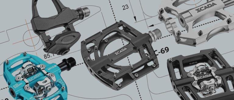 bike pedal types