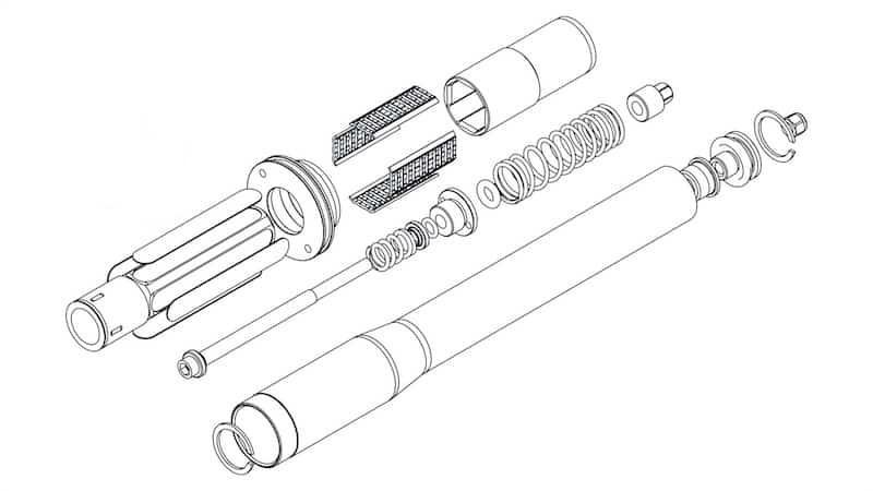 Suspension Mechanism Overview
