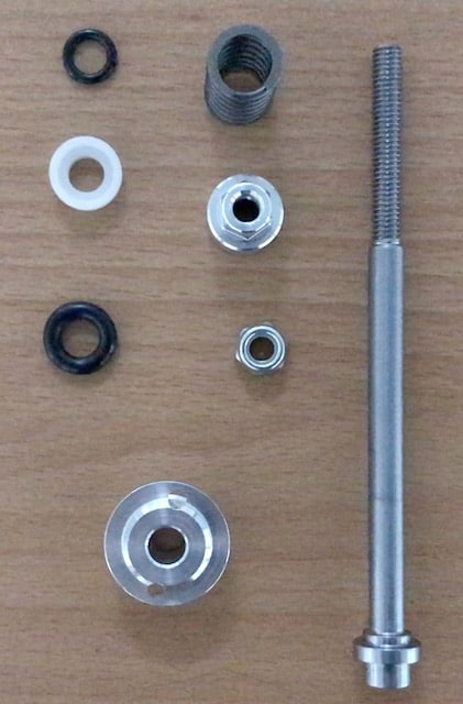 Top Out Limiter Components