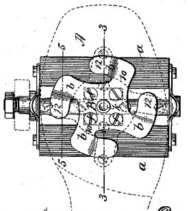 The original clipless road bike pedal type